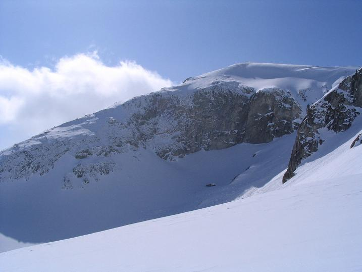 Foto: Andreas Koller / Ski Tour / Langeck (1899m) - Hundstein (2117m) - Hochkaser (2017m) / 24.12.2008 01:51:49