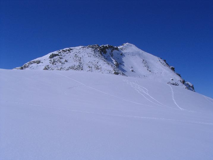 Foto: Andreas Koller / Skitour / Über den Stubacher Sonnblick (3088m) ins Osttiroler Tauerntal / 24.12.2008 13:16:40