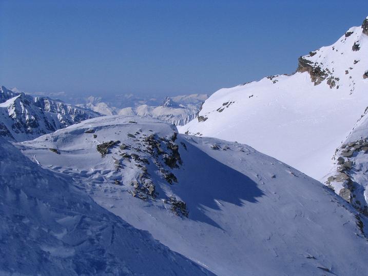Foto: Andreas Koller / Ski Tour / Über den Stubacher Sonnblick (3088m) ins Osttiroler Tauerntal / 24.12.2008 13:15:42