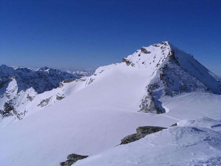 Foto: Andreas Koller / Ski Tour / Über den Stubacher Sonnblick (3088m) ins Osttiroler Tauerntal / 24.12.2008 13:14:15