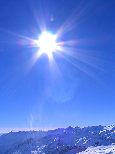 Foto: Andreas Koller / Skitour / Über den Stubacher Sonnblick (3088m) ins Osttiroler Tauerntal / 24.12.2008 13:13:47