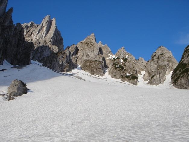 Foto: Manfred Karl / Ski Tour / Manndlscharte (2098m) / Gamsriese / 27.01.2009 20:54:50