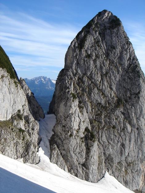 Foto: Manfred Karl / Ski Tour / Manndlscharte (2098m) / 27.01.2009 20:52:40