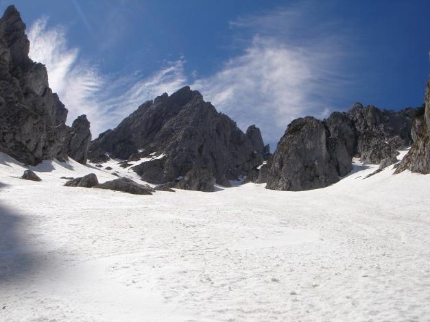 Foto: Manfred Karl / Ski Tour / Manndlscharte (2098m) / Wasserriese / 27.01.2009 20:44:41
