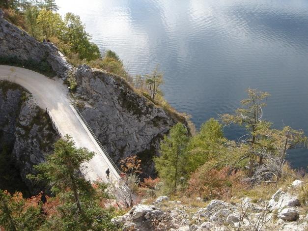 Foto: Manfred Karl / Kletter Tour / Südwestgrat / Der Zustieg erfolgt über den Naturfreundesteig / 22.08.2009 21:55:10