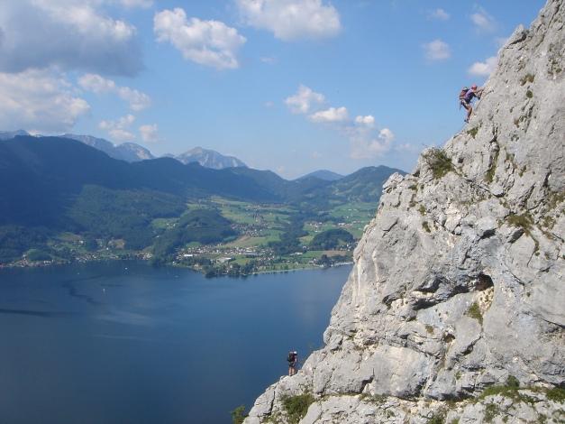 Foto: Manfred Karl / Kletter Tour / Südwestgrat / 22.08.2009 21:53:45
