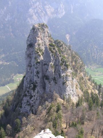 Foto: Wolfgang Lauschensky / Kletter Tour / Berchtesgadener Rinne / Rotofentürme vom bayrischen Löwen / 05.11.2010 16:26:06