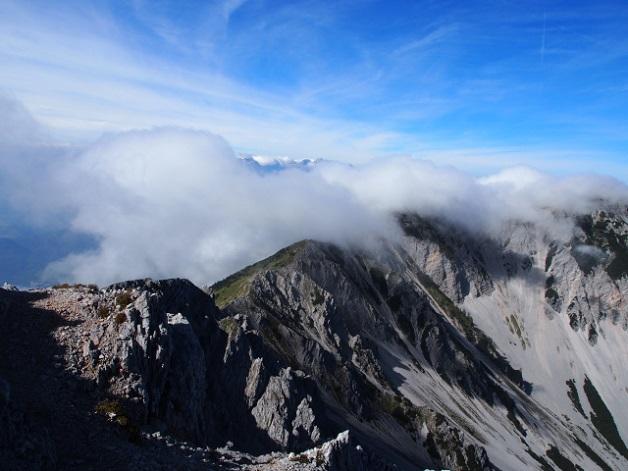 Foto: Andreas Koller / Klettersteig Tour / Hochstuhl Nordwand-Klettersteig (2238m) / 16.10.2014 00:39:38
