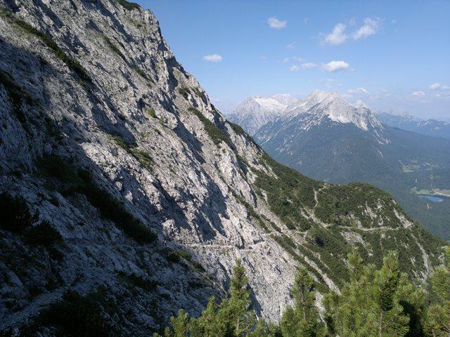 Foto: goldengel80 / Klettersteig Tour / Mittenwalder Höhenweg / 18.07.2015 13:28:43