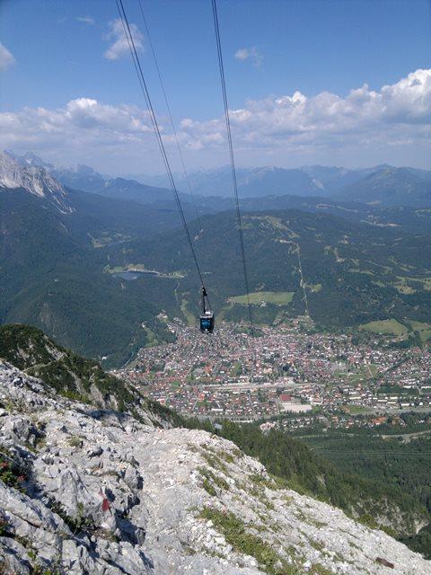 Foto: goldengel80 / Klettersteig Tour / Mittenwalder Höhenweg / 18.07.2015 13:28:39