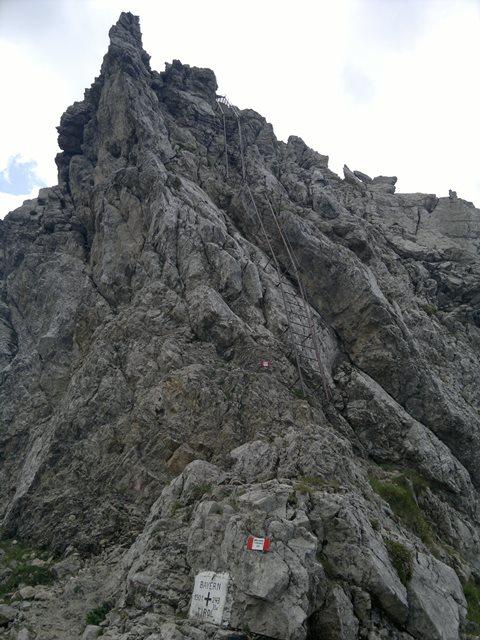 Foto: goldengel80 / Klettersteig Tour / Mittenwalder Höhenweg / 18.07.2015 13:28:27