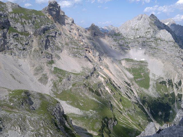 Foto: goldengel80 / Klettersteig Tour / Mittenwalder Höhenweg / 18.07.2015 13:28:06