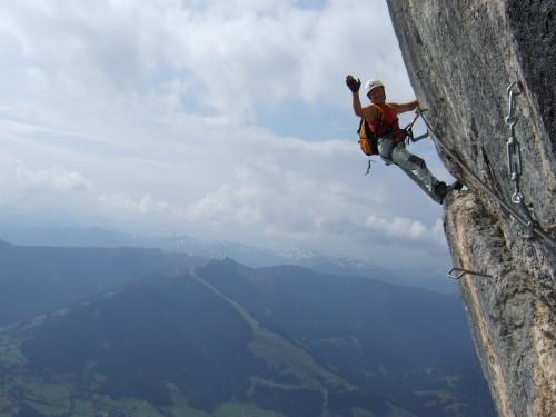 Foto: hofchri / Klettersteig Tour / Klettersteig