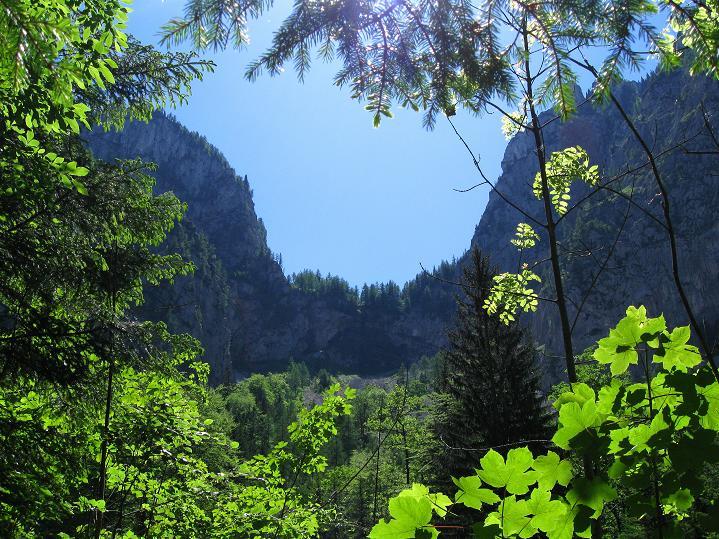 Foto: Andreas Koller / Klettersteig Tour / Gaislochsteig (1922m) / Gaisloch / 04.06.2011 22:33:48