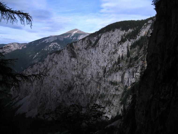 Foto: Andreas Koller / Klettersteig Tour / Gaislochsteig (1922m) / 05.04.2014 14:03:44