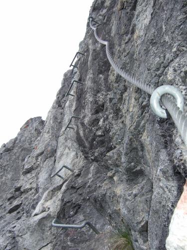 Foto: hofchri / Klettersteig Tour / Grandlspitz-Klettersteig / am Ausstieg (C/D) / 02.08.2010 21:20:30