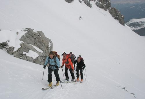 Foto: hofchri / Skitour / Von der Felseralm auf die Glöcknerin (2433m) / 21.12.2008 14:20:32