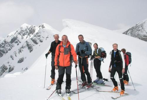 Foto: hofchri / Skitour / Von der Felseralm auf die Glöcknerin (2433m) / 21.12.2008 14:20:37