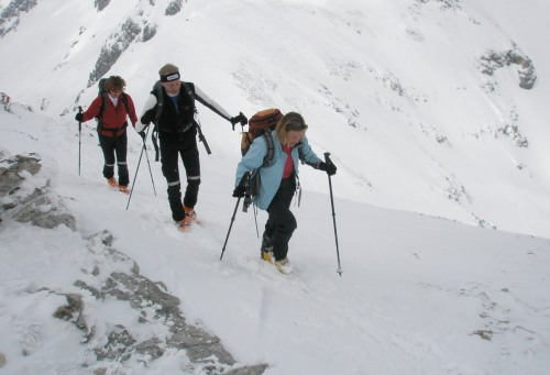 Foto: hofchri / Skitour / Von der Felseralm auf die Glöcknerin (2433m) / 21.12.2008 14:20:46