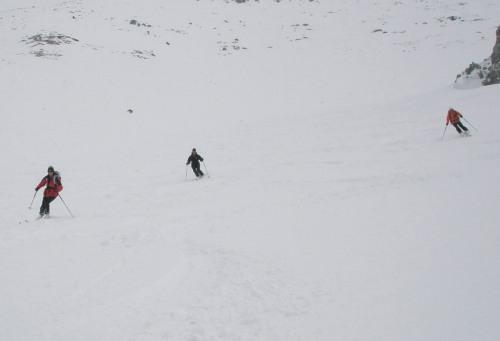 Foto: hofchri / Skitour / Von der Felseralm auf die Glöcknerin (2433m) / 21.12.2008 14:20:58