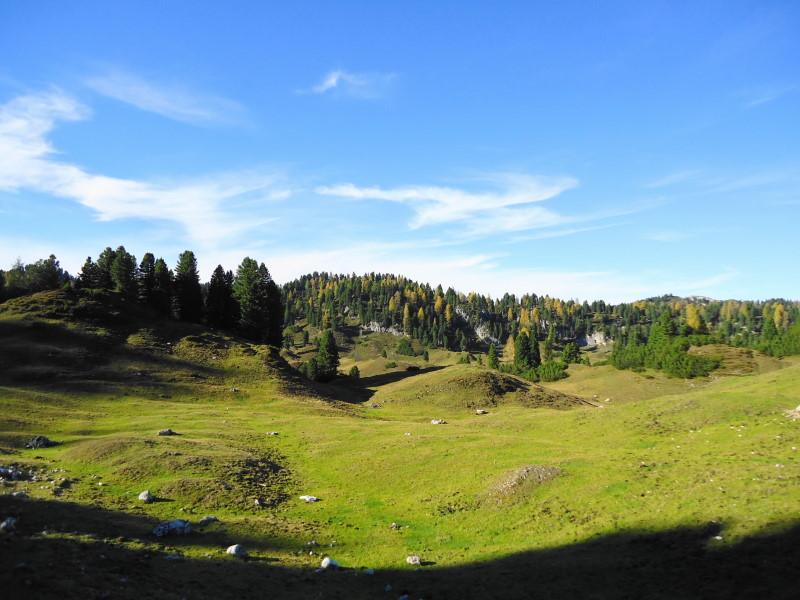 Foto: Günter Siegl / Wander Tour / Ahornsee - Grafenbergalm - Kufstein (2049m) / 31.10.2014 10:18:47