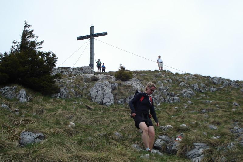 Foto: Günter Siegl / Wander Tour / Kremsmauer (Ausgangsort Steyrling) / 08.05.2011 21:24:32