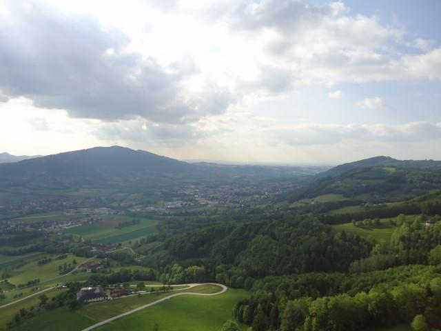 Foto: Günter Siegl / Wander Tour / Hirschwaldstein (1095m) / 18.05.2012 11:29:32