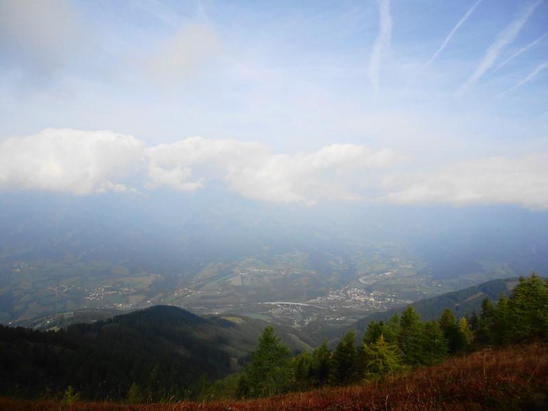 Foto: Günter Siegl / Wander Tour / Rundweg über Tschiernock, Hochpalfennock und Tschierweger Nock / Gmünd / 10.11.2016 21:07:43
