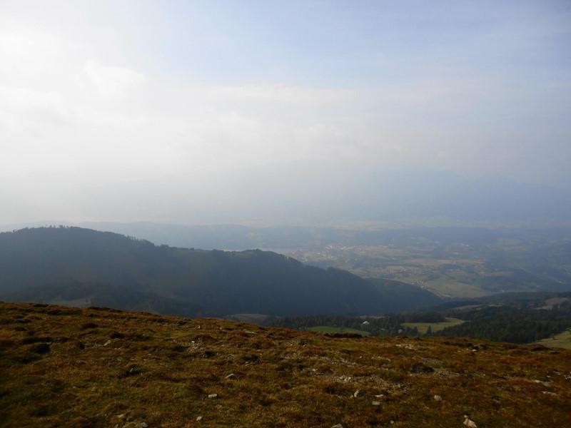 Foto: Günter Siegl / Wander Tour / Rundweg über Tschiernock, Hochpalfennock und Tschierweger Nock / Millstätter See / 10.11.2016 21:09:11