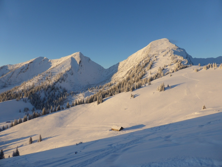 Foto: Manfred Karl / Ski Tour / Peitingköpfl (1720m) / 18.03.2015 20:19:05