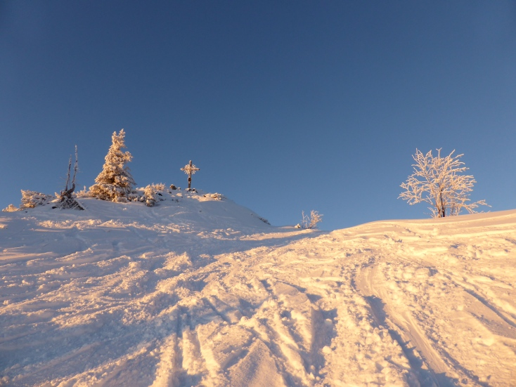 Foto: Manfred Karl / Ski Tour / Peitingköpfl (1720m) / 18.03.2015 20:18:44