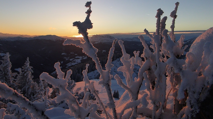 Foto: Manfred Karl / Ski Tour / Peitingköpfl (1720m) / 18.03.2015 20:18:25