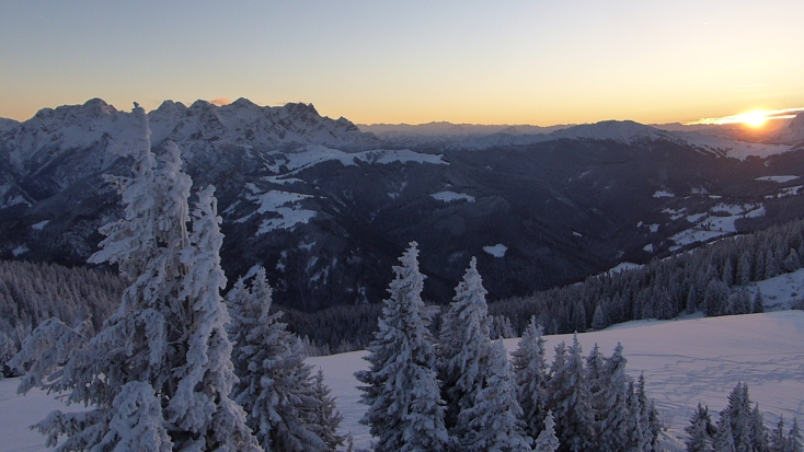 Foto: Manfred Karl / Ski Tour / Peitingköpfl (1720m) / 18.03.2015 20:18:19