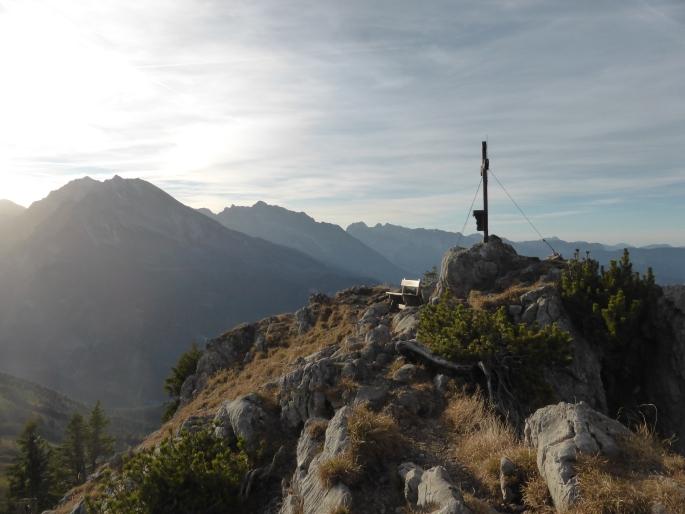 Foto: Manfred Karl / Wander Tour / Brettgabel (1805m) / Brettgabel / 26.10.2016 12:17:41
