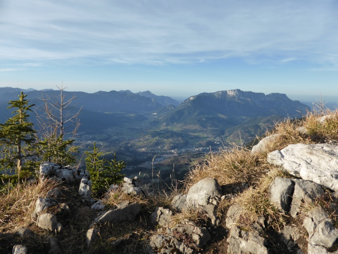 Foto: Manfred Karl / Wander Tour / Brettgabel (1805m) / Berchtesgadener Land / 26.10.2016 12:17:13