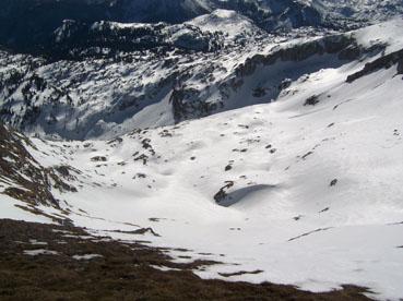 Foto: Datzberger Hans / Ski Tour / Hinterer Polster (2057m) / Polsterkar / 27.03.2008 13:05:25