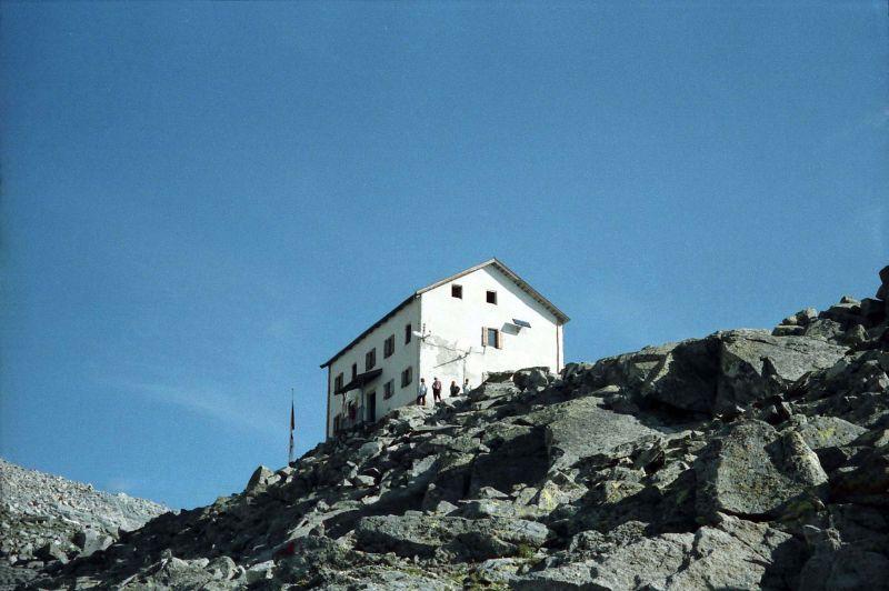 Foto: Ingo Gräber / Wander Tour / Schwarzenstein / Schwarzensteinhütte / 09.02.2013 14:44:43