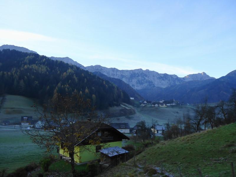 Foto: Günter Siegl / Wander Tour / Freiberg (Setitsche), 1923 m / 27.11.2016 17:52:24