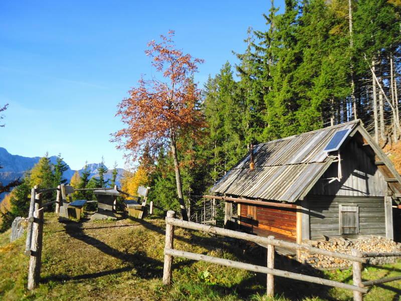 Foto: Günter Siegl / Wander Tour / Freiberg (Setitsche), 1923 m / Nikolaushütte / 27.11.2016 17:51:45