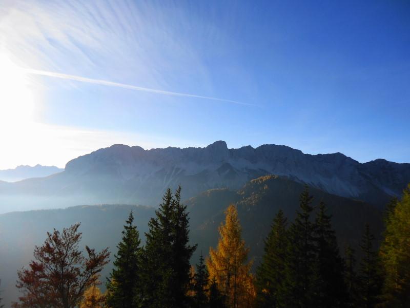 Foto: Günter Siegl / Wander Tour / Freiberg (Setitsche), 1923 m / Koschutnikturm / 27.11.2016 17:51:24