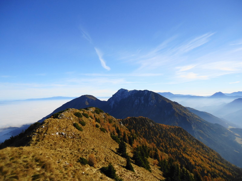 Foto: Günter Siegl / Wander Tour / Freiberg (Setitsche), 1923 m / Hochobir / 27.11.2016 17:47:36