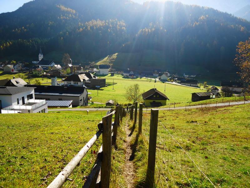 Foto: Günter Siegl / Wander Tour / Freiberg (Setitsche), 1923 m / Wanderwegschlurf / 27.11.2016 17:31:41