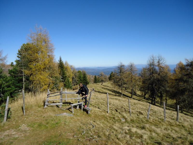 Foto: Günter Siegl / Wander Tour / Kruckenspitze, 1886 m / 06.11.2014 19:37:08