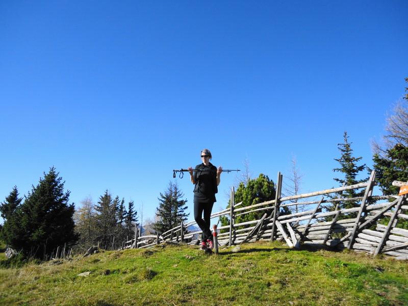 Foto: Günter Siegl / Wander Tour / Kruckenspitze, 1886 m / Höchster Punkt / 06.11.2014 19:36:34