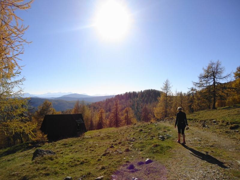Foto: Günter Siegl / Wander Tour / Kruckenspitze, 1886 m / 06.11.2014 19:34:07