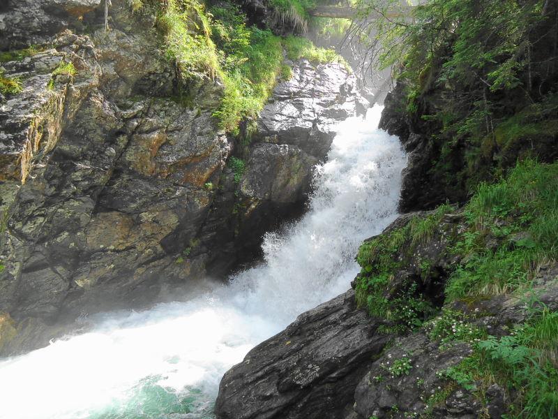 Foto: Günter Siegl / Wandertour / Alpinsteig Höll - Wilde Wasser im Untertal / 12.07.2015 13:52:46