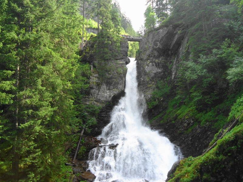 Foto: Günter Siegl / Wandertour / Alpinsteig Höll - Wilde Wasser im Untertal / 12.07.2015 13:51:57