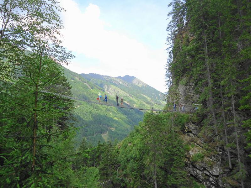 Foto: Günter Siegl / Wandertour / Alpinsteig Höll - Wilde Wasser im Untertal / 12.07.2015 13:51:15