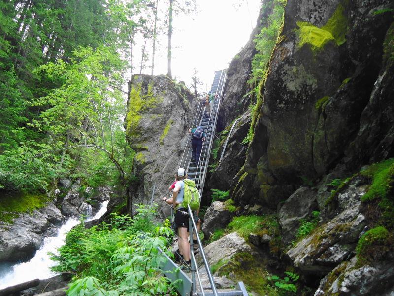 Foto: Günter Siegl / Wandertour / Alpinsteig Höll - Wilde Wasser im Untertal / 12.07.2015 13:50:59