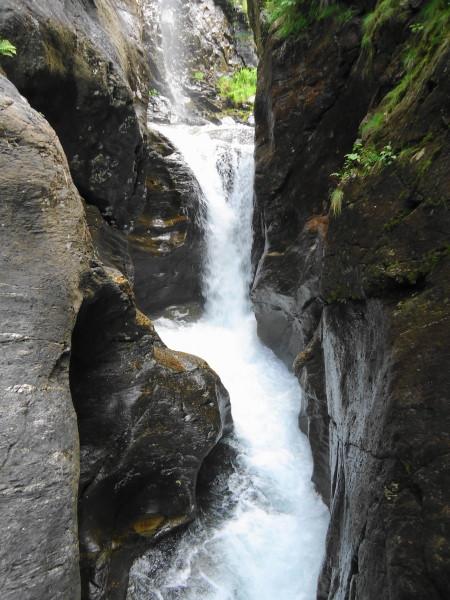 Foto: Günter Siegl / Wandertour / Alpinsteig Höll - Wilde Wasser im Untertal / 12.07.2015 13:50:36